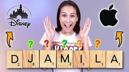 MeisjeDjamila – Ik Koop Alles Wat Met De Letters Van Mijn Naam Begint! – Fan Friday