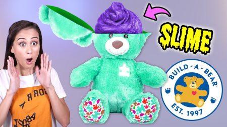 MeisjeDjamila – Super Fluffy Slijm Knuffel Maken! – Slime Sunday