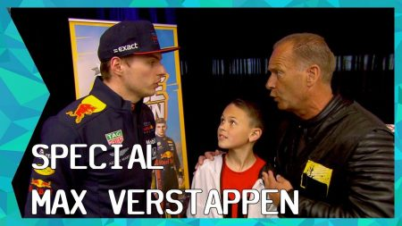 Zappsport – Selfie 🤳🏽 Met Max Verstappen – Ron Regelt 'T