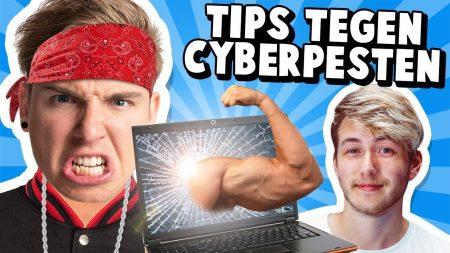 Dylan Haegens – 10 Tips Tegen Cyberpesten