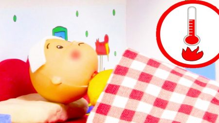 Caillou – Caillou Heeft Koorts