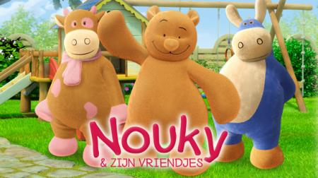 Nieuwe categorie Nouky En Zijn Vrienden toegevoegd met daarin 10 afleveringen!
