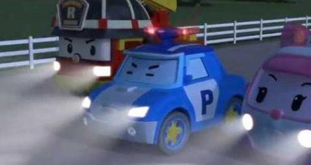 Robocar Poli – Mini's Cadeautje