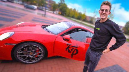 Enzo Knol – Onder De Indruk Van Mijn Nieuwe Auto! – Vlog #2258