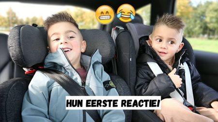 Familie Lakap – Onze Nieuwe Auto Ophalen! – Vlog #323