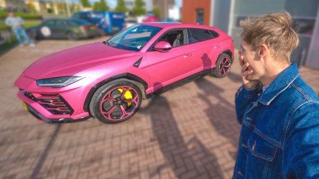 Enzo Knol – Wat Heb Ik Gedaan Met Mijn Auto!! 😲😂 – Vlog #2264