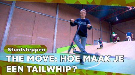 Zappsport – Leer Een Steptrick Snel En Makkelijk In 3 Stappen! – The Move