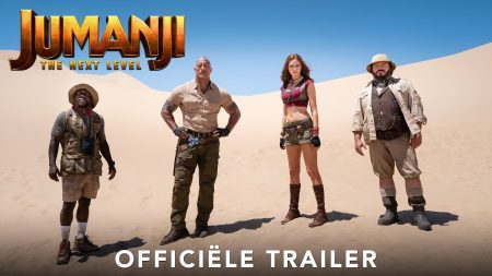 Jumanji: The Next Level – Trailer
