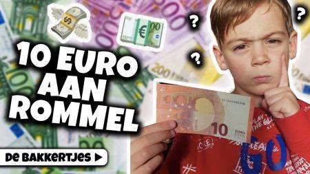 De Bakkertjes – Wie Zit Het Dichtst Bij De €10 AanRommel ?! #289