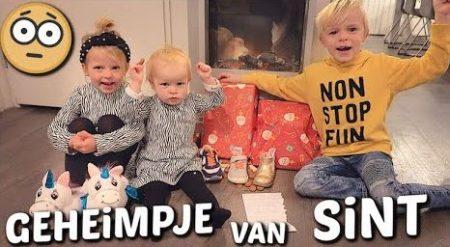 De Bellinga's – Schoen Zetten Met De Kids 👟🎁 (2019) – Sinterklaas Video