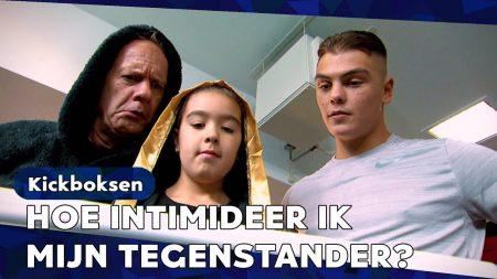 Zappsport – Wereldkampioen 🏆 Kickboxen Geeft Lesje Trappen – Hellup Kickboksen