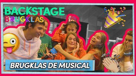 Brugklas – S8 – Kiezen Tussen Brugklas Op TV Of Brugklas Musical ?!