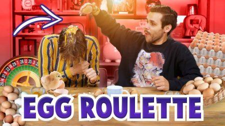 Team Dylan Haegens – Egg Roulette Challenge!