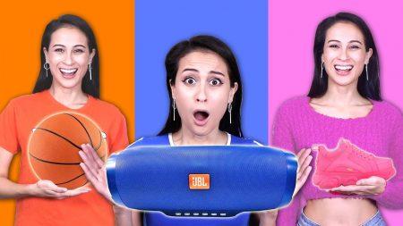 MeisjeDjamila – Ik Loop Alles In Jouw Kleur Challenge! – Fan Friday