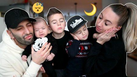 Familie Lakap – Onze Avondroutine Met Z'n Vijven! – Vlog #338