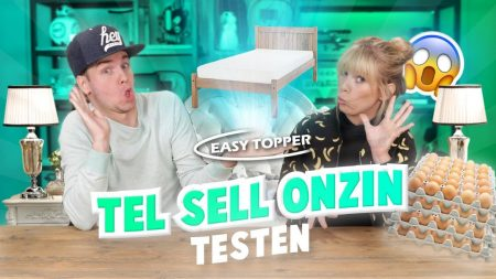 Team Dylan Haegens – Tel Sell Onzin Testen! #7