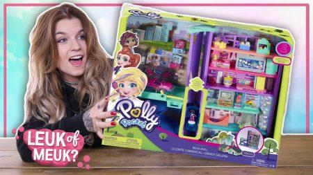 OnneDi – Polly Pocket Mega Winkelcentrum! – Leuk Of Meuk?