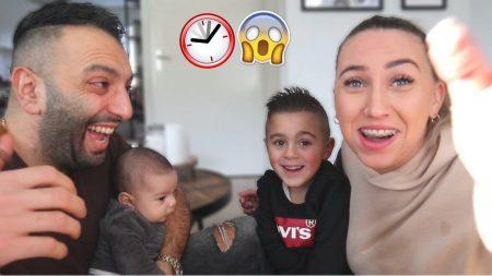Familie Lakap – 1 Dag Alles In Omgekeerde Volgorde Doen! – Vlog #339