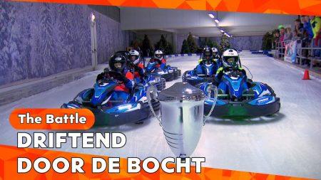 Zappsport – Supercoole ❄️ Strijd Tussen De Meiden En De Jongens – Battle Icekart