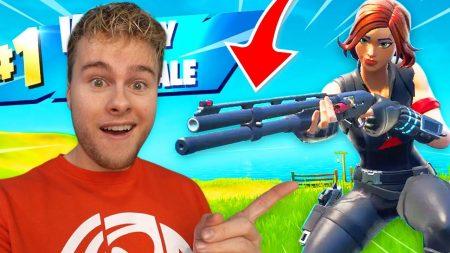 Royalistiq – Het Grootste Voordeel Van Een Pump Shotgun!! – Fortnite Battle Royale