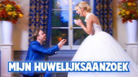 Dylan Haegens – Mijn Huwelijksaanzoek!