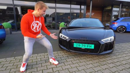 Royalistiq – Testrit Maken In De Audi R8 Met 610 Pk! 😱