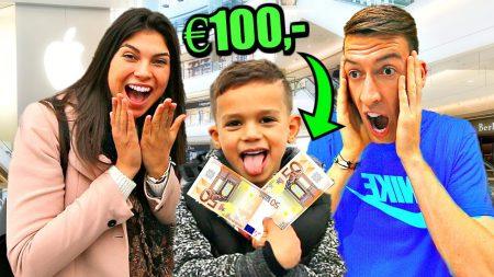 Celine & Michiel – Wij Gaven €100,- Aan Een 5-Jarige En Dit Gebeurde Er.. #74