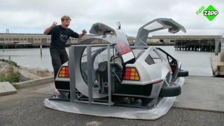 Klaas Kan Alles – Het Gaat Helemaal Mis – Kan Klaas Auto Blijven Rijden Tijdens Een Overstroming? – Stap 3