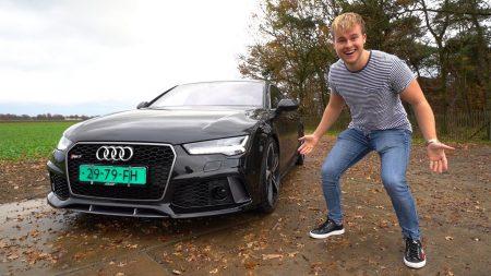 Royalistiq – Wordt Dit Mijn Nieuwe Auto?! Audi RS7 Testrit! 🔥