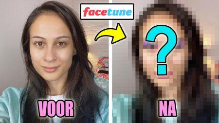 MeisjeDjamila – Ik Gebruik Facetune Om Al M'n Make-up Te Doen – En Dit Is Het Resultaat – Fan Friday