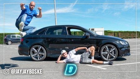 JayJay Boske DAY1 – De Audi RS3 Van Don De Jong!
