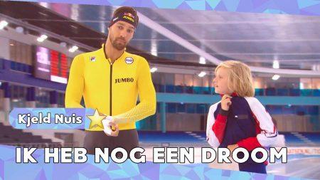 """Zappsport – Kjeld Nuis Vervult Kinderwensen – """"Dat Kom Hij Vanochtend Nog Niet"""""""