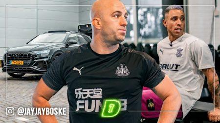 JayJay Boske DAY1 – Audi Q8 En De Gym In Met Bizzey!