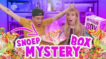 Team Dylan Haegens – Snoep Mysterybox! #7
