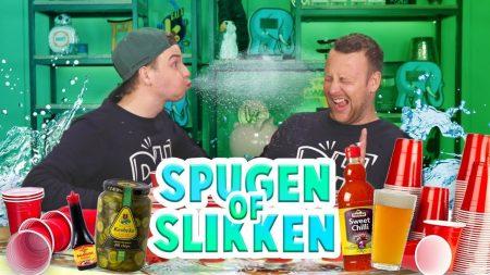 Team Dylan Haegens – Spugen Of Slikken!