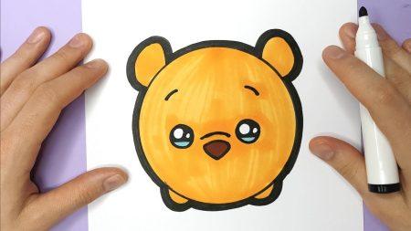 Hoe Teken Je – Een Winnie The Pooh Tsum Tsum
