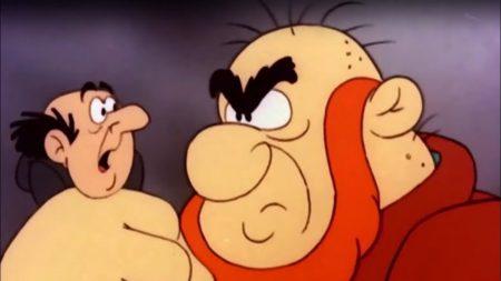 Smurfen – Gargamels Reus