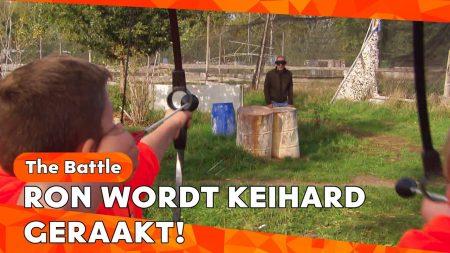 Zappsport – Lekker Hard Op Elkaar Schieten 💥 – Battle Archey Tag