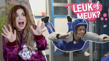 OnneDi – Indoor Skydive'n – Leuk Of Meuk?