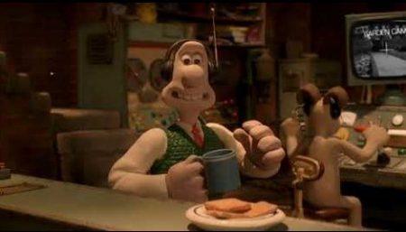 Wallace & Gromit – De Boodschapper
