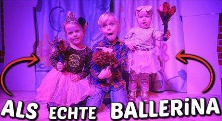 De Bellinga's – Opteden Als Ballerina 👸 (Bij Mattel Play) #1570