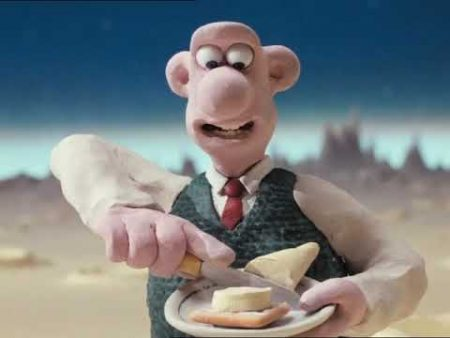 Wallace & Gromit – Een Heerlijk Dagje Uit