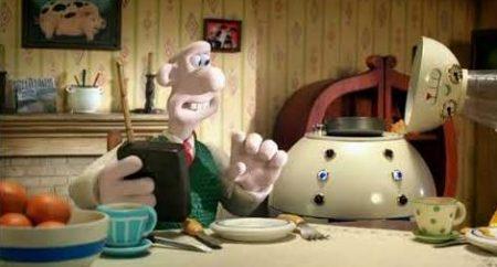 Nieuwe categorie Wallace & Gromit geplaatst!