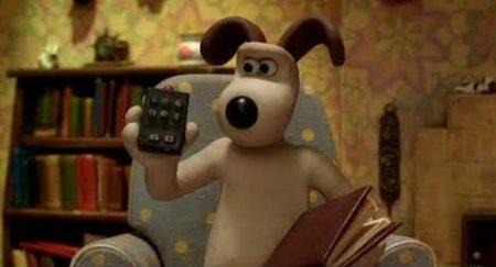 Wallace & Gromit – De Tellyscope