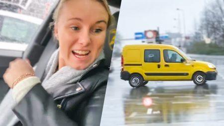 Enzo Knol – Gele Auto Betekent Slaan! – Vlog #2311