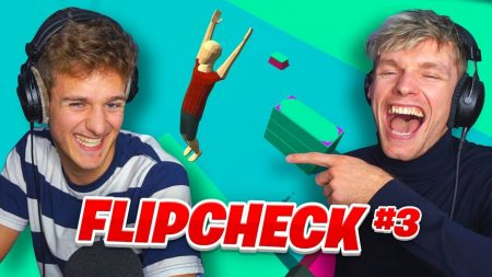 Enzo Knol 2 – Flip Trickster Met Flipcheck Boaz! #3