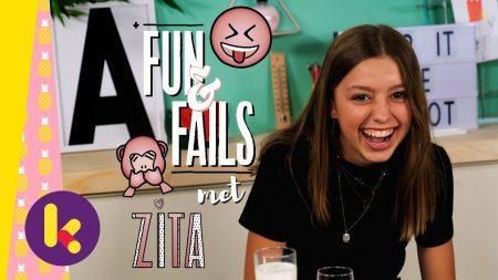 Zita – Hilarisch! Fun & Fails Met Zita