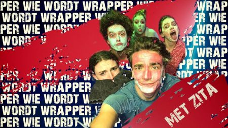 Zita – Wie Wordt Wrapper: Zita Vlogt In Het Ketkot #Sleepover