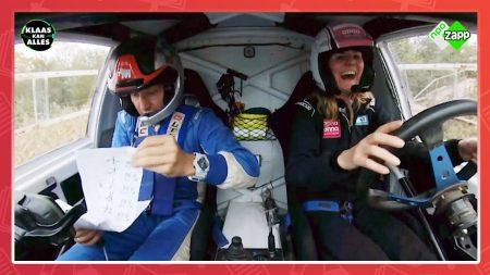 Klaas Kan Alles – Navigator In Rally Auto – Kan Klaas Voor Één Dag Navigator Zijn?