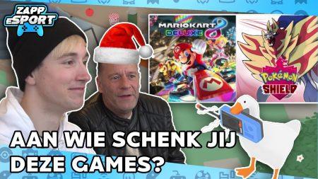 Zappsport – Paraduze en Ron Zoeken De Perfecte Kerst-Game – Nintendo Switch